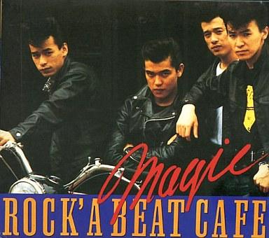 【中古】邦楽CD MAGIC / ROCK'A BEAT CAFE(廃盤)