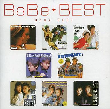 【中古】邦楽CD BaBe/ベスト