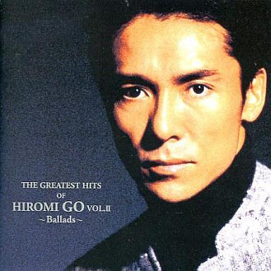 【中古】邦楽CD 郷ひろみ / GREATEST HITS OF HIROMI GO VOL.2?Ballads?