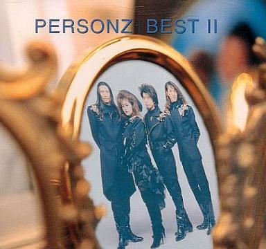【中古】邦楽CD PERSONZ/ベスト2