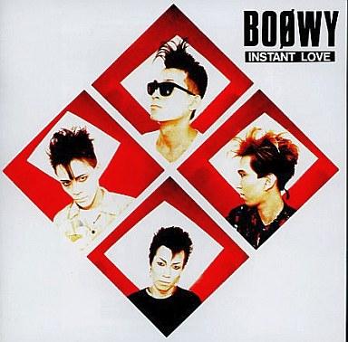 【中古】邦楽CD BOΦWY / INSTANT LOVE