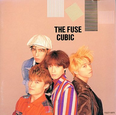 【中古】邦楽CD THE FUSE / CUBIC(廃盤)