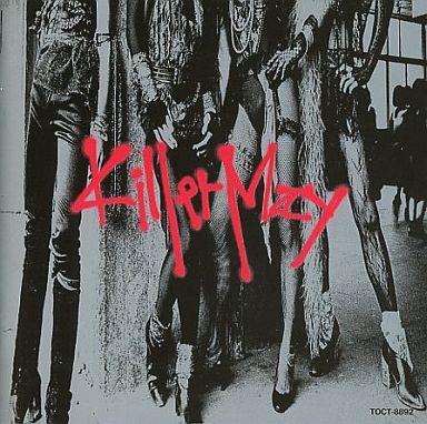 【中古】邦楽CD キラーメイ / THE BEST OF KILLER MAY(廃盤)