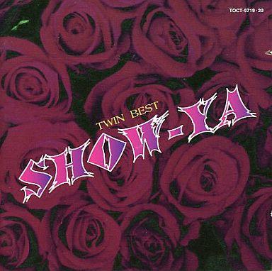 【中古】邦楽CD SHOW-YA / TWIN BEST