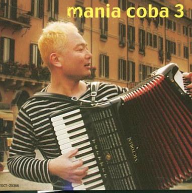 【中古】邦楽CD coba / mania coba 3