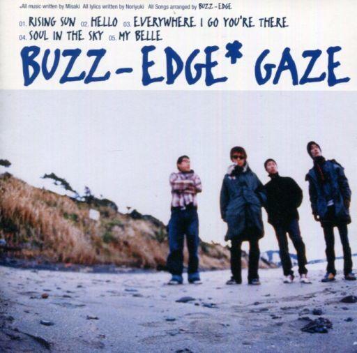 【中古】邦楽CD BUZZーEDGE / GAZE