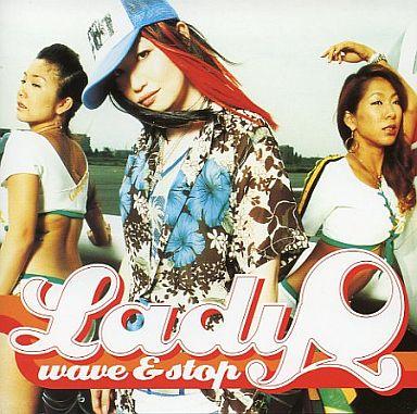 【中古】邦楽CD Lady Q / wave&stop(廃盤)
