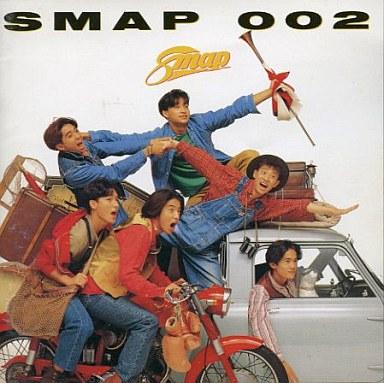 SMAP / SMAP 002 | 中古 | 邦楽C...
