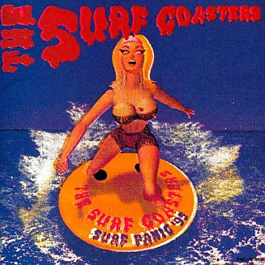 【中古】邦楽CD The Surf Coasters / SURF PANIC '95