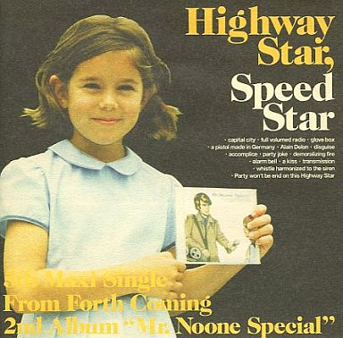 Cymbals / Highway Star,Speed ...