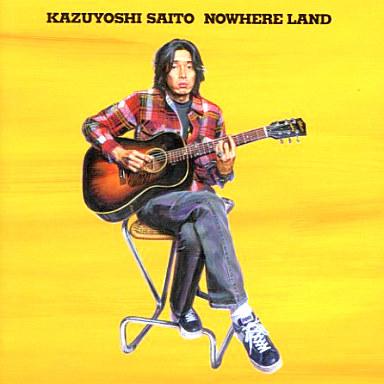 【中古】邦楽CD 斉藤和義 / NOWHERE LAND