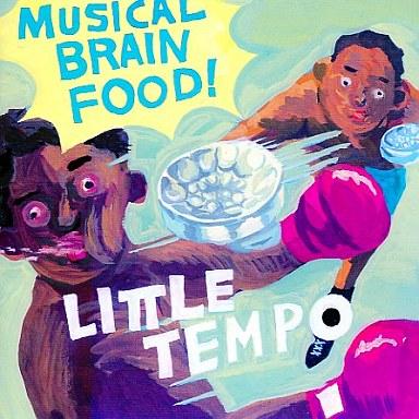 【中古】邦楽CD LITTLE TEMPO / MUSICAL BRAIN FOOD