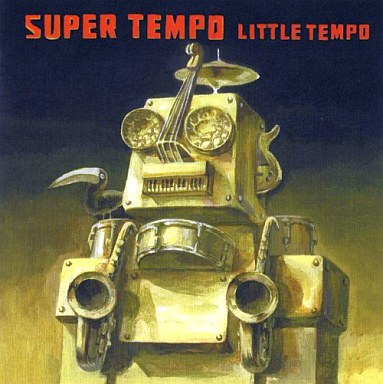 【中古】邦楽CD Little Tempo / SUPER TEMPO