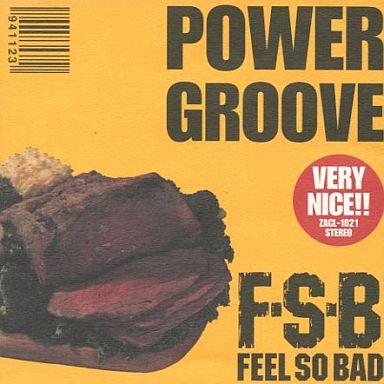 FEEL SO BAD / POWER GROOVE | ...