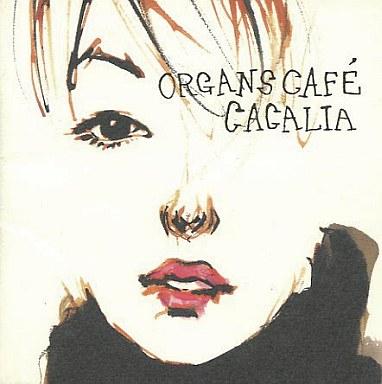 【中古】邦楽CD organs cafe / CACALIA