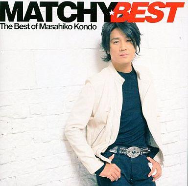 【中古】邦楽CD 近藤真彦 / MATCHY BEST