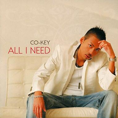 【中古】邦楽CD CO-KEY/ALL I NEED
