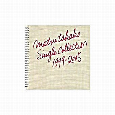 【中古】邦楽CD 松たか子 / MATSU TAKAKO SINGLE COLLECTION 1999-2005