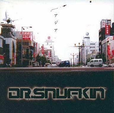 【中古】邦楽CD DR.SNUFKIN /アジア