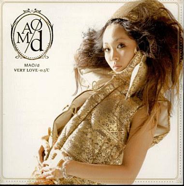 【中古】邦楽CD MAO/d / VERY LOVE -0.5℃
