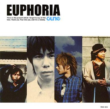【中古】邦楽CD cune / EUPHORIA(限定盤)