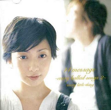 【中古】邦楽CD Every Little Thing / 14 message?every ballad songs 2?