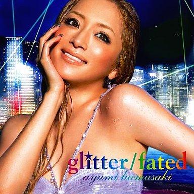 浜崎あゆみ / glitter/fated[DVD付]  画像をクリックして拡大 ※画像はサンプ
