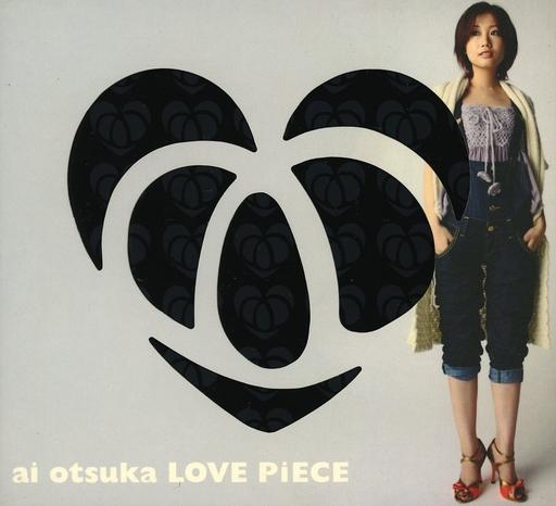 【中古】邦楽CD 大塚愛 / LOVE PiECE[DVD付]