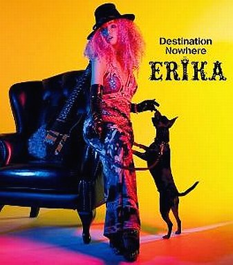 【中古】邦楽CD ERIKA/Destination Nowhere