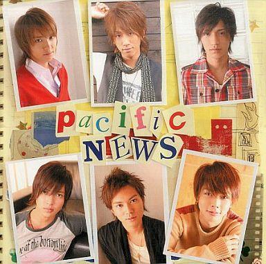 【中古】邦楽CD NEWS/pacific[初回生産限定盤]