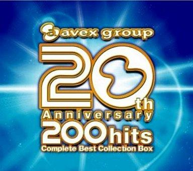 【中古】邦楽CD 20年200曲[限定盤]
