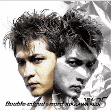 吉川晃司 / Double-edged sword[初回限定盤]