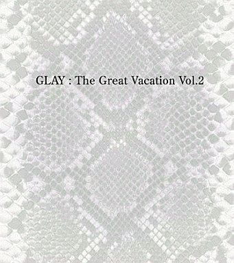 【中古】邦楽CD GLAY / THE GREAT VACATION VOL.2 -SUPER BEST OF GLAY-[DVD付初回限定盤B]