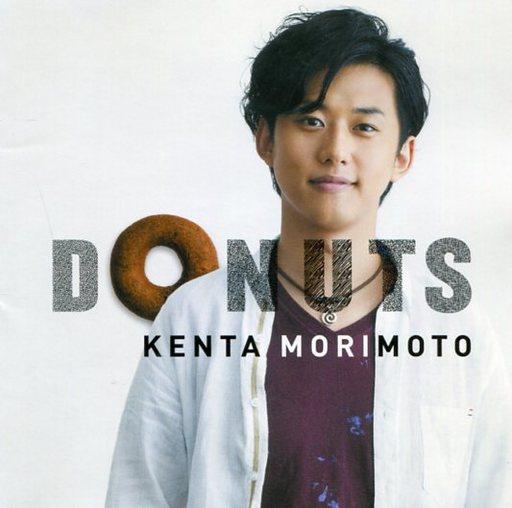 【中古】邦楽CD 森本ケンタ / DONUTS