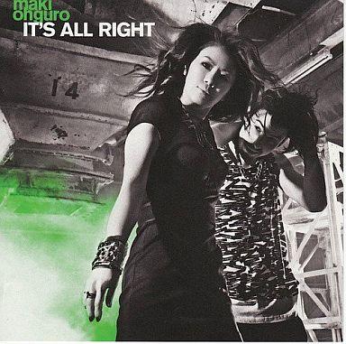 【中古】邦楽CD 大黒摩季 / IT'S ALL RIGHT
