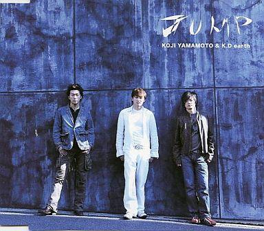 【中古】邦楽CD KOJI YAMAMOTO(山本耕史)&K.D earth / JUMP
