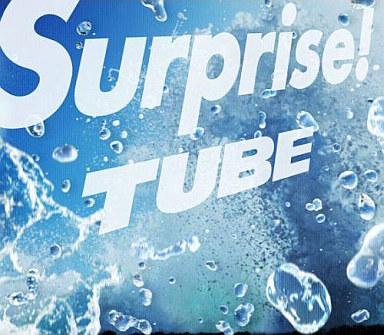 TUBE/Surprise![DVD付初回生産限定盤]