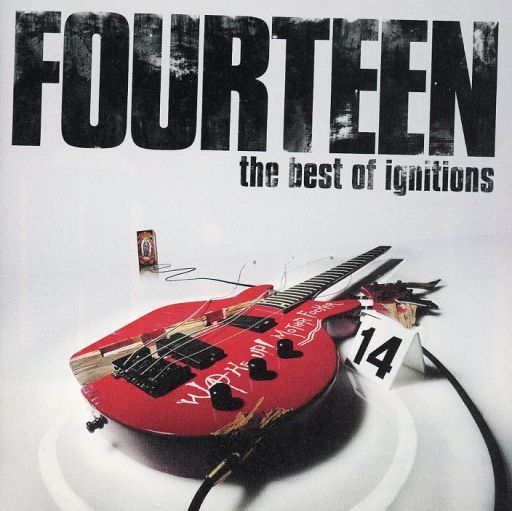 J / FOURTEEN -the best of ignitions- (with DVD)