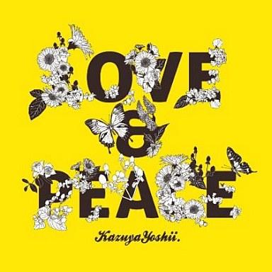 【中古】邦楽CD 吉井 和哉/LOVE&PEACE