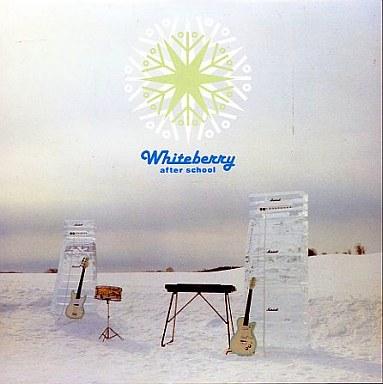 【中古】邦楽CD Whiteberry / after school