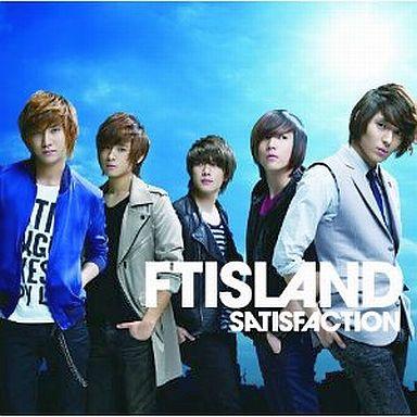 【中古】邦楽CD FTIsland / SATISFACTION[DVD付初回限定盤 A]