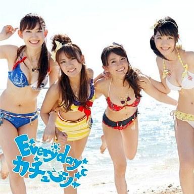 【中古】邦楽CD AKB48 / Everyday、カチューシャ(B-TYPE)[生写真欠け]