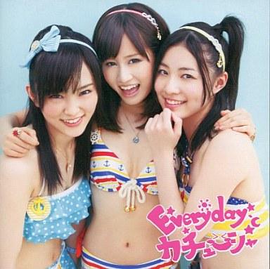 【中古】邦楽CD AKB48/Everyday、カチューシャ 劇場盤[生写真欠け]