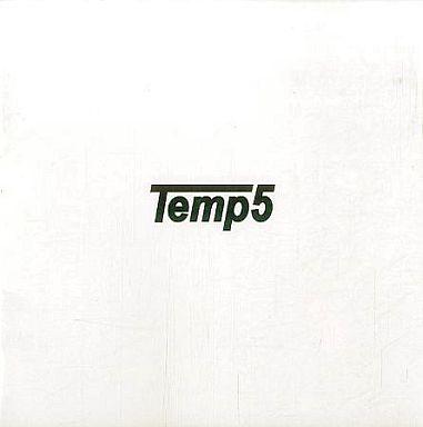 【中古】邦楽CD フーバーオーバー / Temp5 (タワーレコード限定)