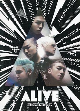 【中古】邦楽CD BIGBANG / ALIVE(DVD付A)