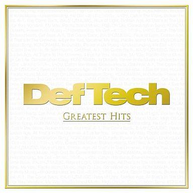 【中古】邦楽CD Def Tech / GREATEST HITS[DVD付初回限定盤]