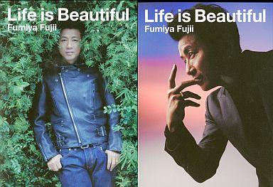 【中古】邦楽CD 藤井フミヤ/LIFE IS BEAUTIFUL[DVD付初回生産限定盤]