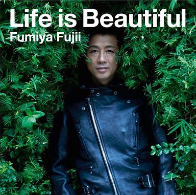 【中古】邦楽CD 藤井フミヤ / LIFE IS BEAUTIFUL(期間生産限定盤)