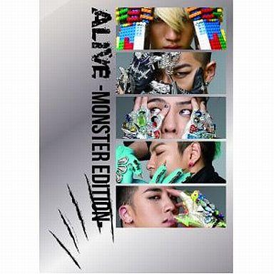 【中古】邦楽CD BIGBANG / ALIVE-MONSTER[DVD付]