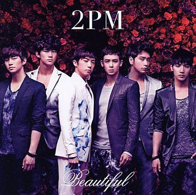 【中古】邦楽CD 2PM / Beautiful[フォトブック付初回限定盤 TypeB](トレカ欠け)